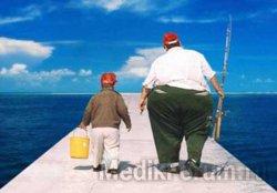 В борьбе с лишним весом помогут только физические нагрузки
